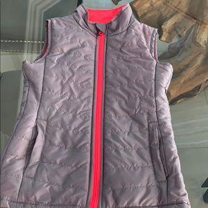 Double sided kids vest